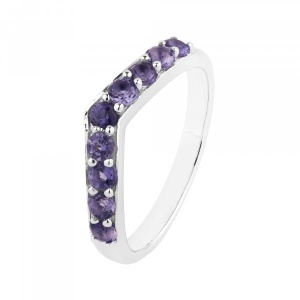 Iolite 925 Sterling Silver Ring