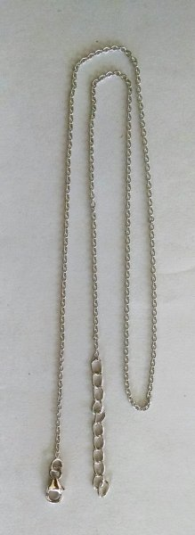 Cable Silver Chain 925