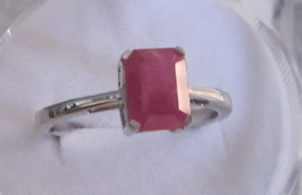 Ring With ruby oct.